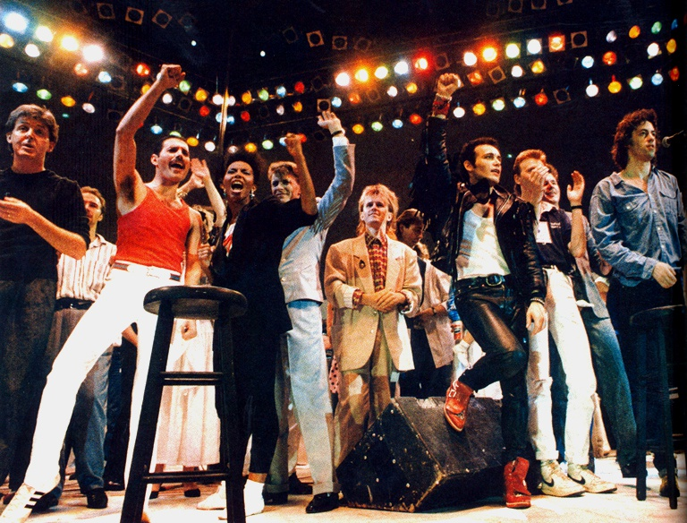 LiveHOPE is the LiveAID & Woodstock of the 21st Century!